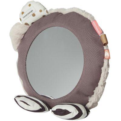 Miroir d'éveil rose  par Done by Deer