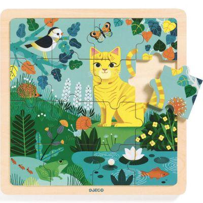 Puzzle Lily (16 pièces)  par Djeco