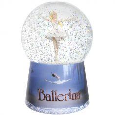 Boule à neige musicale Ballerina