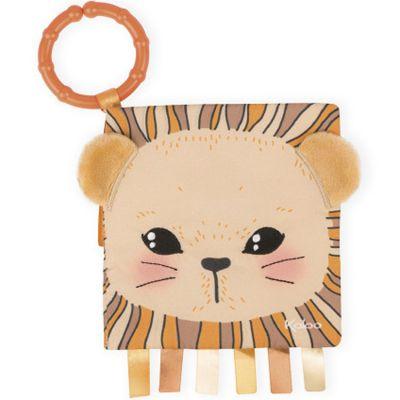 Livre bébé Le lionceau curieux  par Kaloo