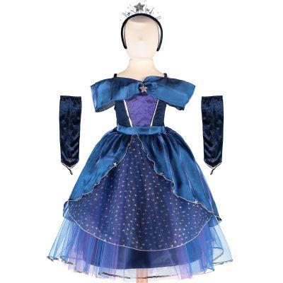 Robe de princesse étoilée (6-8 ans) Travis Designs