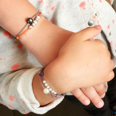 Bracelet bebe or 750