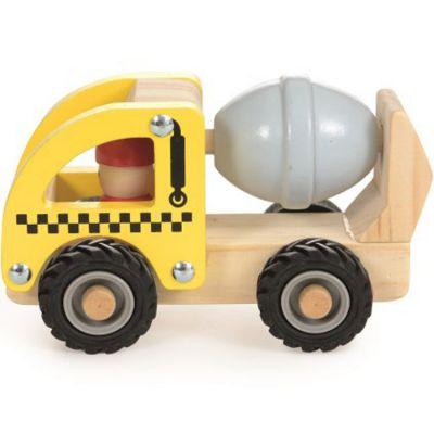 Camion bétonneuse en bois Egmont Toys