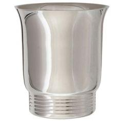 Timbale Filets B personnalisable (métal argenté) dans son coffret