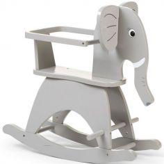 Eléphant à bascule