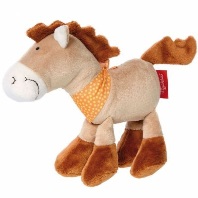 Mini peluche cheval Ferme (18 cm) Sigikid