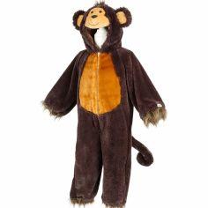 Déguisement combinaison de singe (3-4 ans)