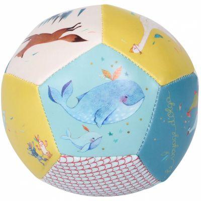 Balle souple Le voyage d'Olga (10 cm)  par Moulin Roty