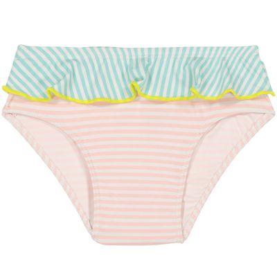 Maillot de bain culotte anti-UV Annette stripe (6 mois)