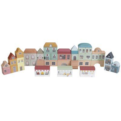 Lot de 50 blocs de construction Ville  par Little Dutch