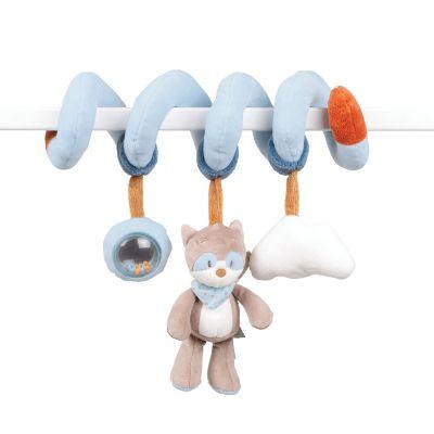 Spirale d'activités Bob le raton laveur  par Nattou