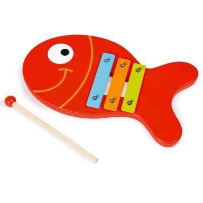 Xylophone Maurice le poisson  par Scratch