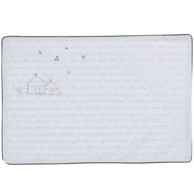 Housse de couette + taie d'oreiller Kenza (100 x 135 cm)  par Sauthon