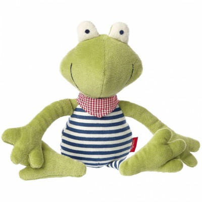 Peluche grenouille Natural Love (26 cm) Sigikid
