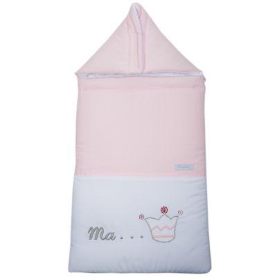 Nid d'ange passe sangle en coton Princesse (95 cm)  par Nougatine