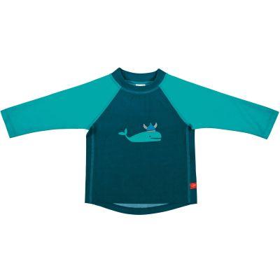 Tee-shirt de protection UV Splash & Fun baleine bleue (6 mois)  par Lässig