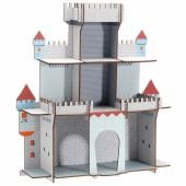 Etagère château La citadelle du chevalier - Little big room by Djeco