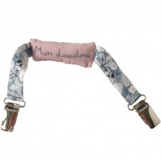 Attache doudou Mitsi Liberty
