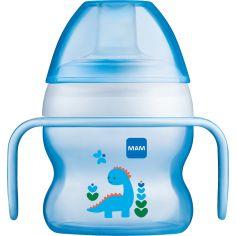 Tasse à bec souple dragon bleu (150 ml)