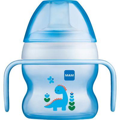 Tasse à bec souple dragon bleu (150 ml)  par MAM