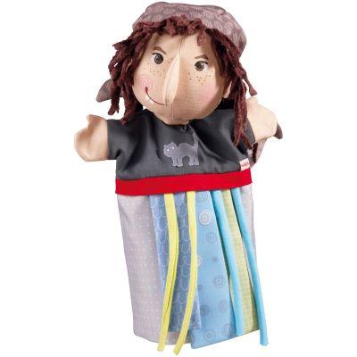 Marionnette à main Sorcière  par Haba
