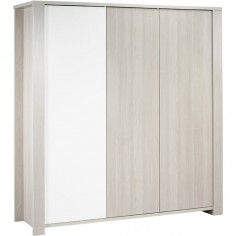 Armoire 3 portes New Opale