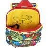 Sac à dos bébé Dino multicolore  par Zip & Zoé