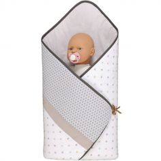 Gigoteuse d'emmaillotage chaude Little Sweet Dreams (76 cm)
