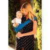 Porte-bébé Suppori bleu (taille XXL)  - Lucky