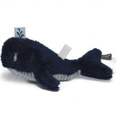 Peluche baleine Wally (18 cm)