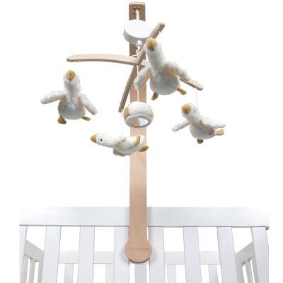 Mobile musical en bois Little Goose  par Little Dutch