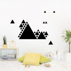 Stickers muraux Montagne