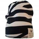 Bonnet classic Zebra Sunshine (0-6 mois) - Elodie Details