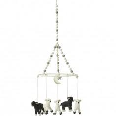 Mobile décoratif agneau Lamb