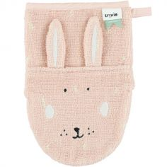 Gant de toilette lapin Mrs. Rabbit