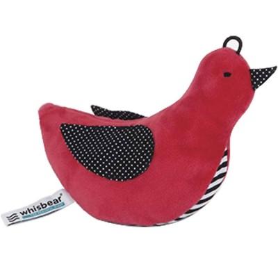 Oiseau apaisant bruit blanc Whisbird rouge  par Whisbear
