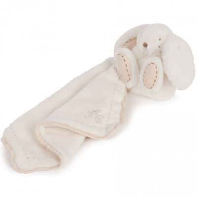 Doudou Augustin le lapin écru (24 cm)  par Tartine et Chocolat