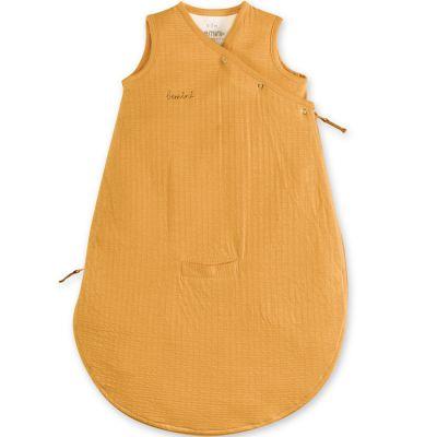 Gigoteuse Magic Bag légère Cadum ocre jaune TOG 0,5 (60 cm)  par Bemini