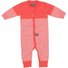 Combinaison Coral Red (0-1 mois)