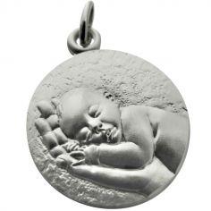 Médaille Mon tout petit 18 mm (argent 925°)