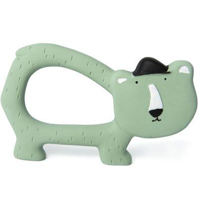 Jouet de préhension en caoutchouc ours Mr. Polar Bear  par Trixie