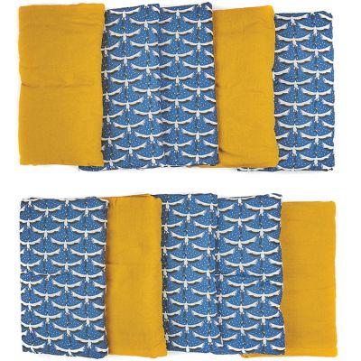 tour de lit modulable et respirant origamignon pour lits. Black Bedroom Furniture Sets. Home Design Ideas