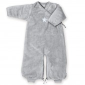 Gigoteuse chaude Stary frost en thermal mixed grey TOG 2.3 (70 cm) - Bemini