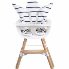Coussin de chaise haute Ange Marin
