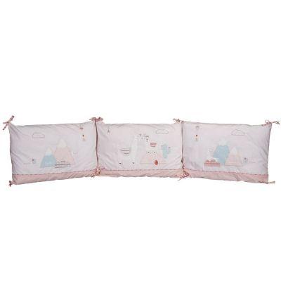 Tour de lit Mila (pour lits 60 x 120 ou 70 x 140 cm)  par Sauthon