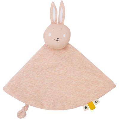 Doudou plat lapin Mrs. Rabbit  par Trixie