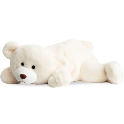 Peluche ours polaire Snow (50 cm) Histoire d'Ours