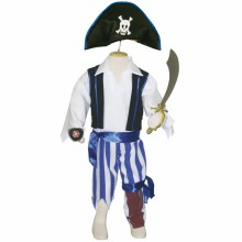 Déguisement pirate (3-5 ans)  par Travis Designs