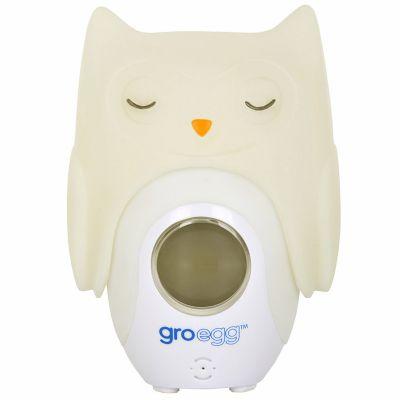 Personnage Oona le hibou pour thermomètre Gro-egg  par The Gro Company