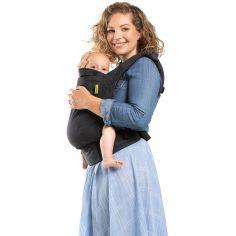 Porte bébé en coton bio Boba 4GS Slate